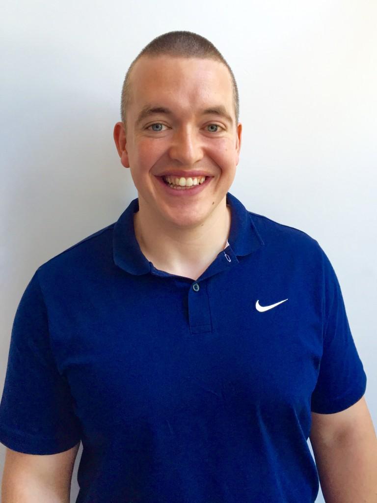 Francis McMonagle, physiotherapist