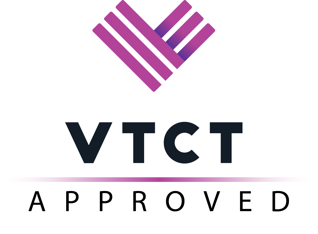 VTCT APPROVED logo