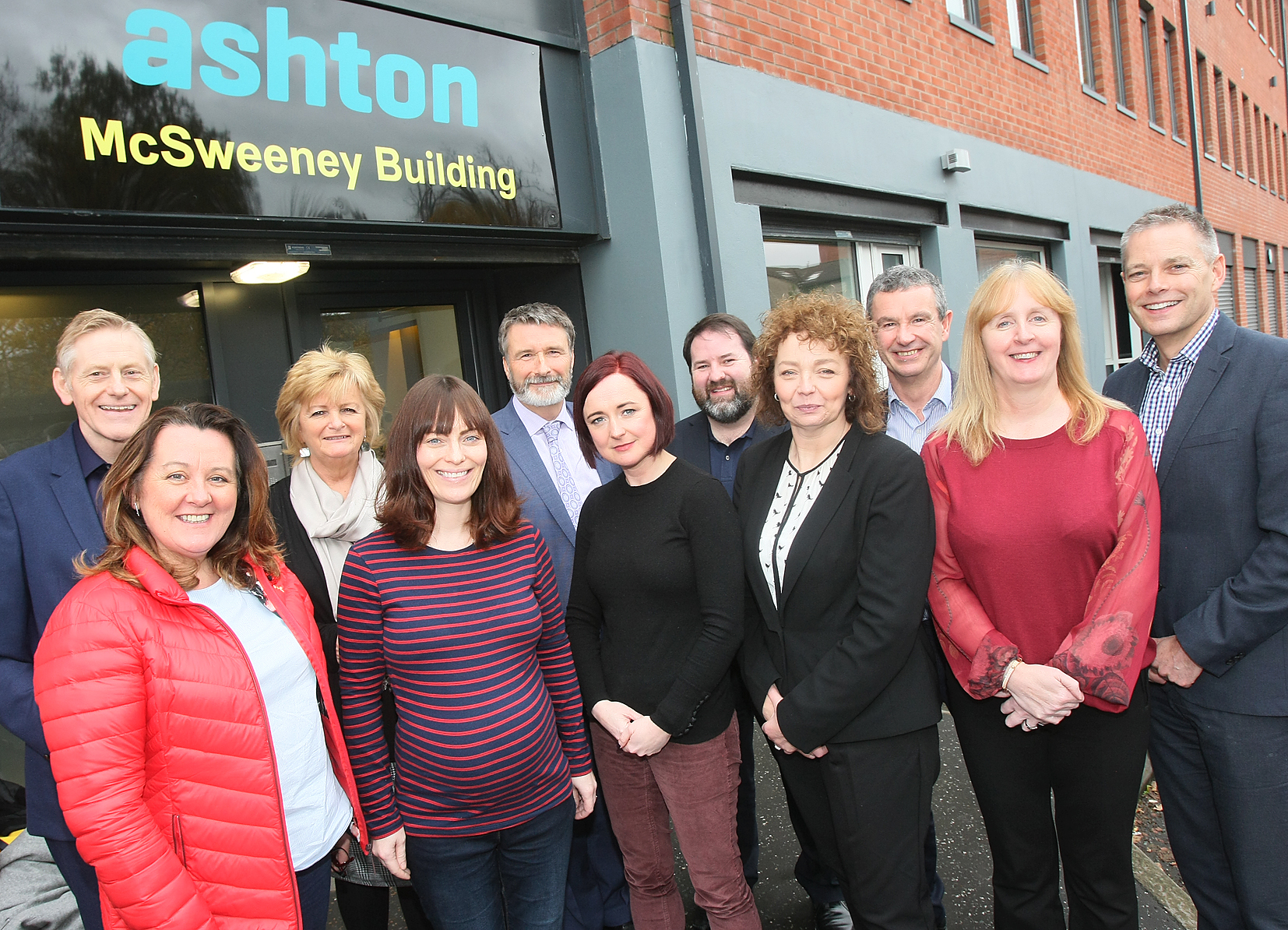 Healthy North Belfast Task Group at Ashton's McSweeney Centre, Henry Place.